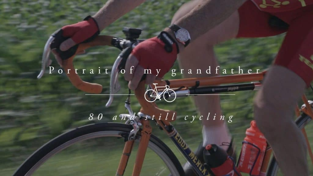 Portrait-of-my-grandfather-80-and-still-cycling